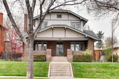1051 Fillmore Street, Denver, CO 80206 - MLS#: 2156990