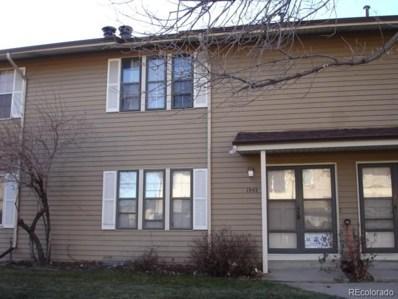1942 S Oswego Way, Aurora, CO 80014 - MLS#: 2164465