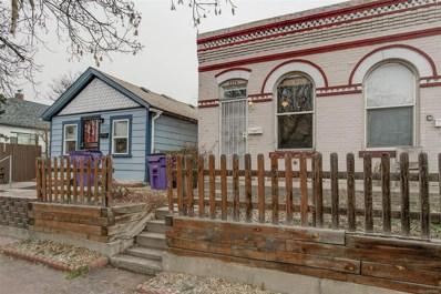 3334 Osage Street, Denver, CO 80211 - MLS#: 2164665