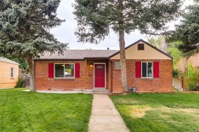 1645 Syracuse Street, Denver, CO 80220 - MLS#: 2166532