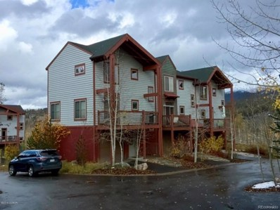 210 Wolf Park Lane UNIT D-1, Winter Park, CO 80482 - MLS#: 2169964