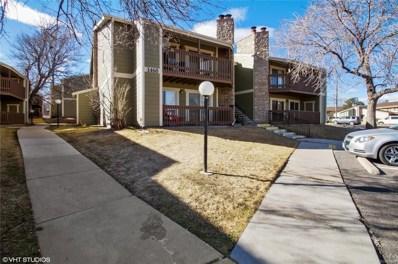 3460 S Eagle Street UNIT 201, Aurora, CO 80014 - MLS#: 2172363