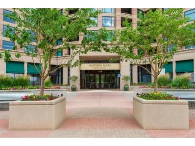 8100 E Union Avenue UNIT 1513, Denver, CO 80237 - MLS#: 2188500
