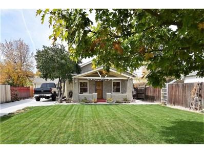 1549 Syracuse Street, Denver, CO 80220 - MLS#: 2193652