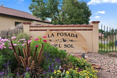 1745 Paseo Del Oro, Colorado Springs, CO 80904 - MLS#: 2208480