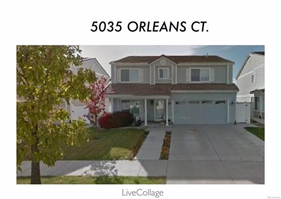 5035 Orleans Court, Denver, CO 80249 - MLS#: 2210846
