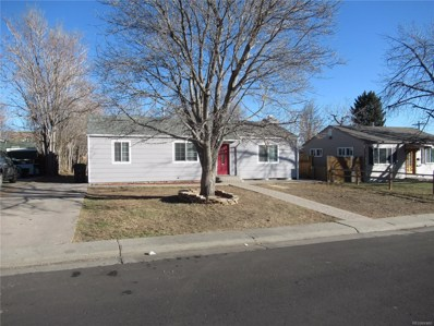 1860 S Wyandot Street, Denver, CO 80223 - MLS#: 2211950