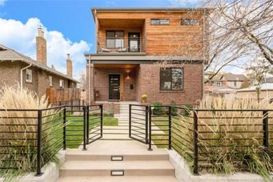 492 S Pennsylvania Street, Denver, CO 80209 - MLS#: 2213480