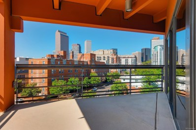 100 Park Avenue UNIT 506, Denver, CO 80205 - #: 2214600