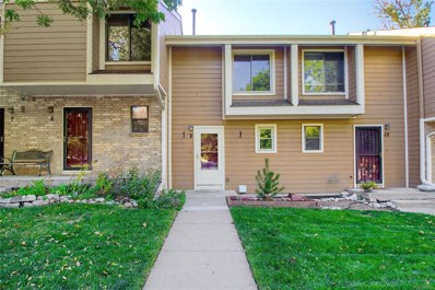 8787 W Cornell Avenue UNIT 9, Lakewood, CO 80227 - #: 2218384
