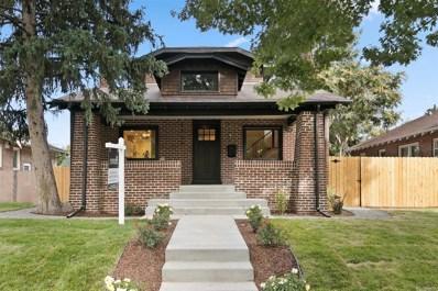 2568 Clermont Street, Denver, CO 80207 - MLS#: 2221944