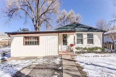 6000 Secrest Drive, Arvada, CO 80003 - MLS#: 2222845