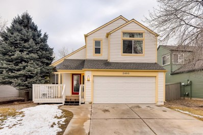 2480 Overlook Drive, Broomfield, CO 80020 - MLS#: 2224323