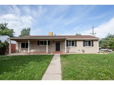 671 S Holly Street, Denver, CO 80246 - MLS#: 2233233