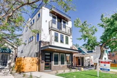 1753 N Clarkson Street, Denver, CO 80218 - #: 2235238