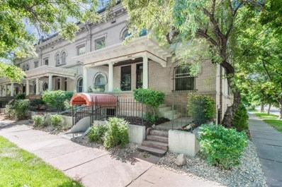 1583 N Ogden Street, Denver, CO 80218 - MLS#: 2236867