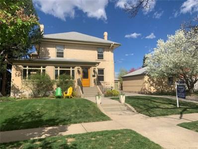 1205 Oneida Street, Denver, CO 80220 - #: 2237595