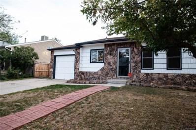 19536 E 17th Place, Aurora, CO 80011 - MLS#: 2251149