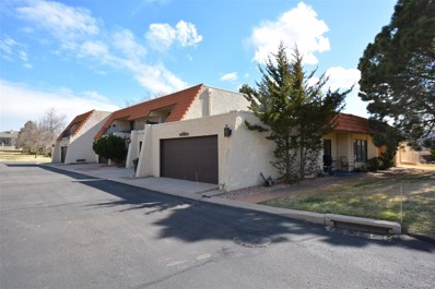 14510 Club Villa Drive UNIT D, Colorado Springs, CO 80921 - MLS#: 2259110