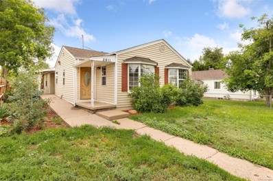 2811 S Cherokee Street, Englewood, CO 80110 - MLS#: 2260517