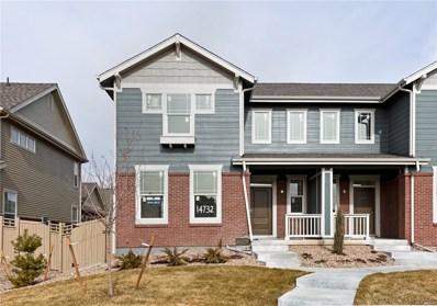 14732 E Poundstone Drive, Aurora, CO 80015 - MLS#: 2265733
