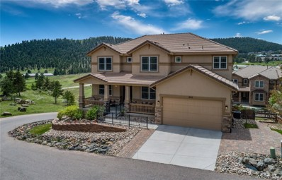 890 Elk Rest Road, Evergreen, CO 80439 - #: 2267656