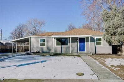 1955 Wabash Street, Denver, CO 80220 - MLS#: 2270036