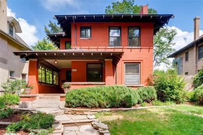 1240 Detroit Street, Denver, CO 80206 - MLS#: 2272844