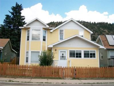 1022 Miner Street, Idaho Springs, CO 80452 - MLS#: 2273940