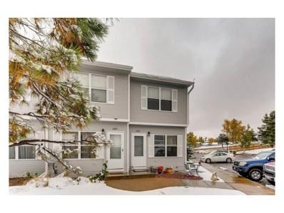2087 Oakcrest Circle UNIT 6D, Castle Rock, CO 80104 - MLS#: 2275739