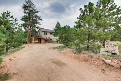 13353 Piute Drive, Pine, CO 80470 - #: 2278244
