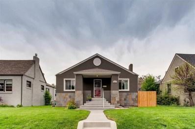2979 Bellaire Street, Denver, CO 80207 - MLS#: 2278477