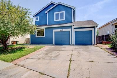 6365 Silverado Trail, Colorado Springs, CO 80922 - MLS#: 2282471