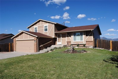 7660 Gibralter Drive, Colorado Springs, CO 80920 - #: 2283426