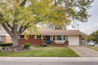 6900 E Wyoming Place, Denver, CO 80224 - MLS#: 2285102