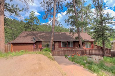 4807 Blue Spruce Road, Evergreen, CO 80439 - MLS#: 2286118