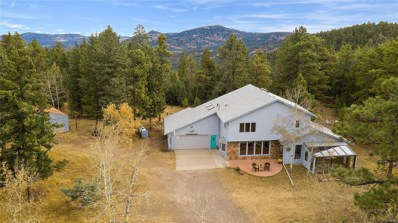 7000 S Frog Hollow Lane, Evergreen, CO 80439 - #: 2291797