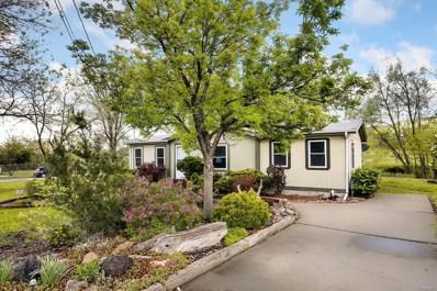 16650 Mt Vernon Road, Golden, CO 80401 - #: 2292884