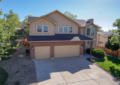1550 Bear Cloud Drive, Colorado Springs, CO 80919 - #: 2295585