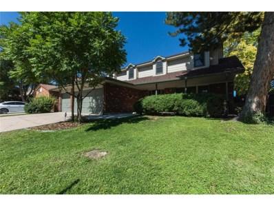 4743 S Youngfield Street, Morrison, CO 80465 - MLS#: 2297346