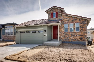 840 Woodgate Drive, Highlands Ranch, CO 80126 - #: 2297843