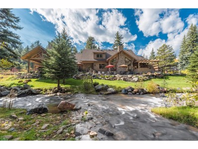 34503 Upper Bear Creek Road, Evergreen, CO 80439 - #: 2302022