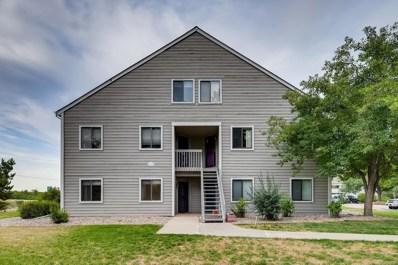 3600 S Pierce Street UNIT 103, Lakewood, CO 80235 - #: 2304404