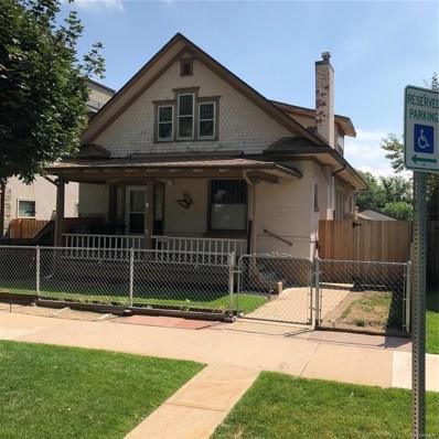 4050 Bryant Street, Denver, CO 80211 - MLS#: 2305205