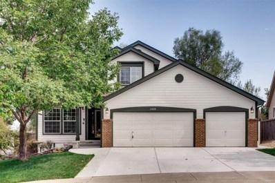 6020 W Prentice Avenue, Denver, CO 80123 - MLS#: 2310746