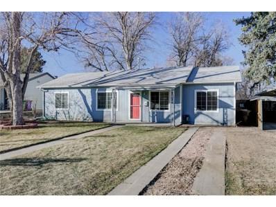 3021 S Ash Street, Denver, CO 80222 - #: 2311725
