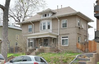 1267 N Marion Street, Denver, CO 80218 - #: 2313773