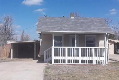 203 3rd Street, Fort Lupton, CO 80621 - #: 2319659