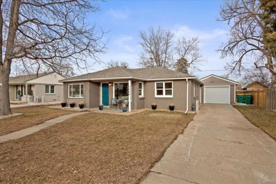 5480 Dudley Court, Arvada, CO 80002 - #: 2323388