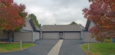 2504 S Victor Street UNIT C, Aurora, CO 80014 - MLS#: 2330463
